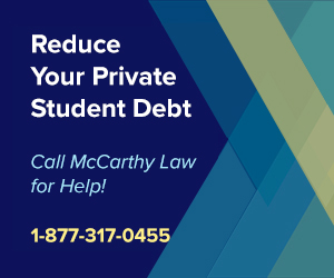300x250 Private Blue 3 Reduce - How To Get Defaulted Student Loans In Good Standing